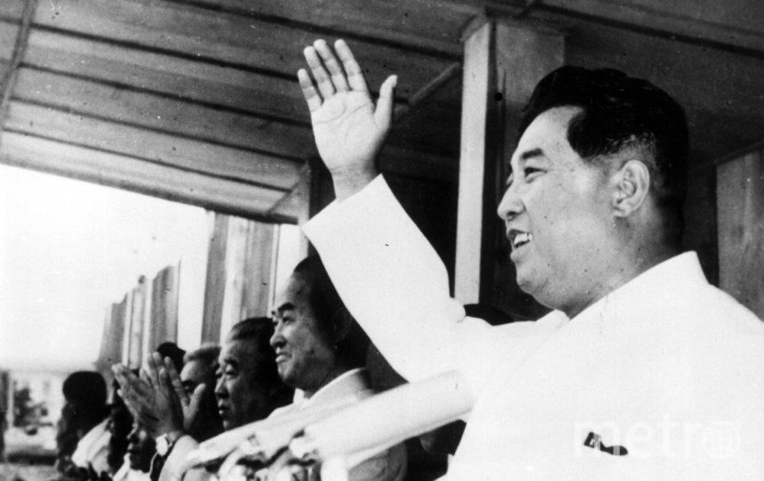 Ким Ир Сен (архивное фото). Фото Getty