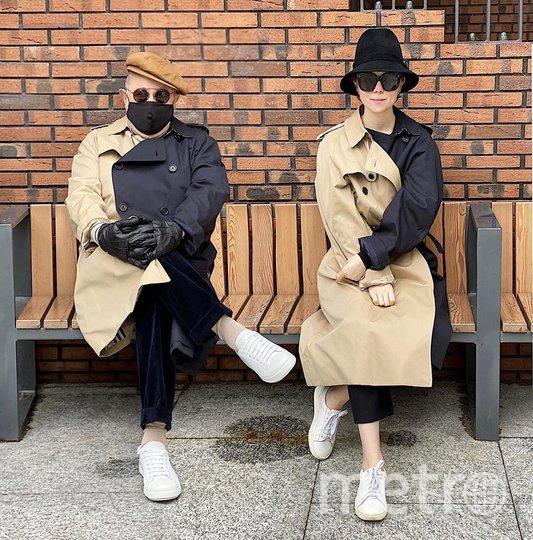 """Супруги Петросян. Фото www.instagram.com/petrosyanevgeny, """"Metro"""""""