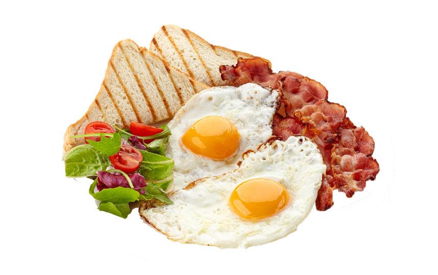 """Оригинальное изображение """"английского завтрака"""", которое можно бесплатно скачать в Интернете. Фото pngimg.com"""