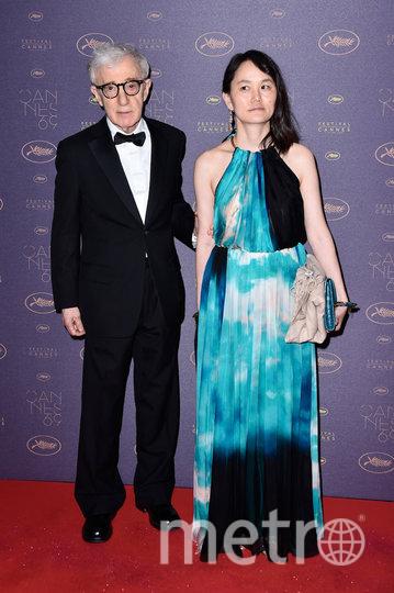 Вуди Аллен и Сун-И Превин. Фото Getty