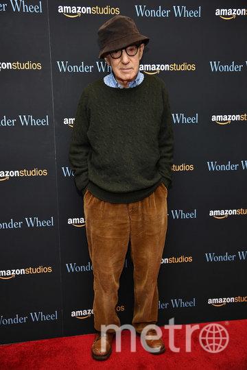 Вуди Аллен. Фото Getty