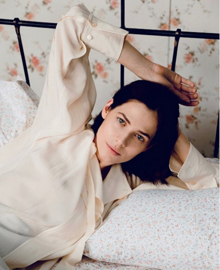 Юлия Снигирь. Фото Instagram @yuliasnigir
