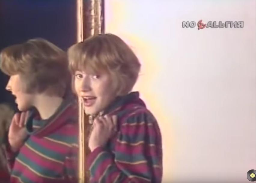 Кристина Орбакайте. Фото Скриншот Youtube