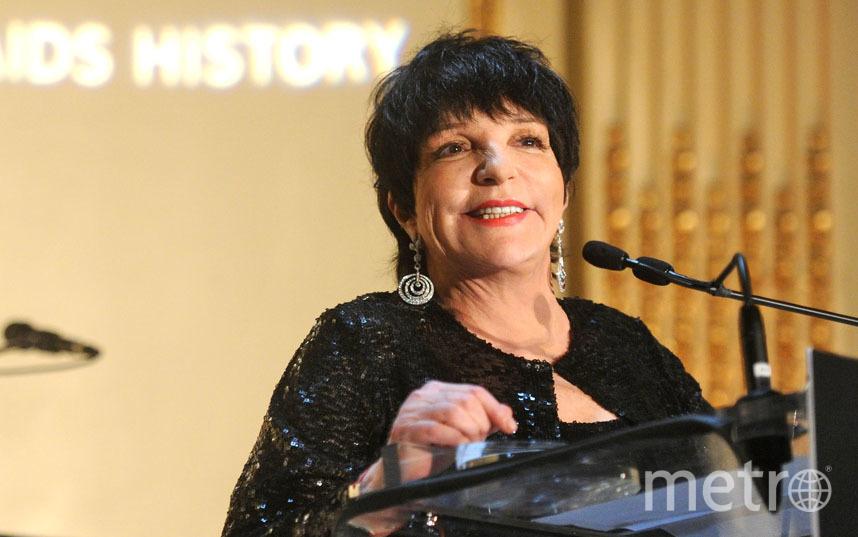 Лайза Миннелли активно играла в кино в 21 веке. Сейчас она выглядит так. Фото Getty