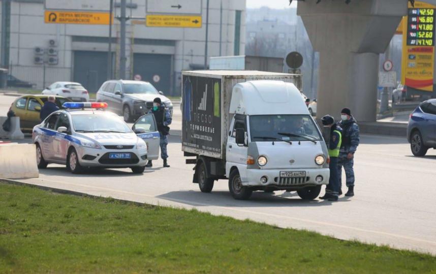 """Всего за прошедшую неделю на трассах Московской области было зарегистрировано более 13 миллионов автомобилей. Фото Василий Кузьмичёнок, """"Metro"""""""