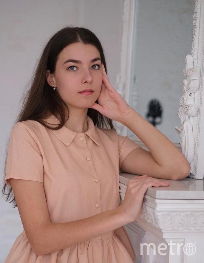 """Юлия Кабанова, школа №12. Фото из личного архива, """"Metro"""""""