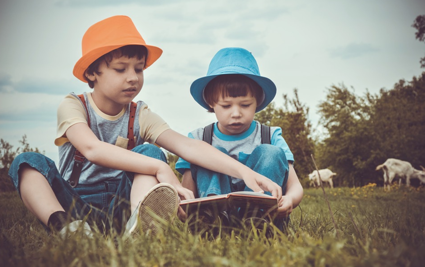 Большинство детей проведёт летние каникулы на даче или в городе. Фото Pixabay