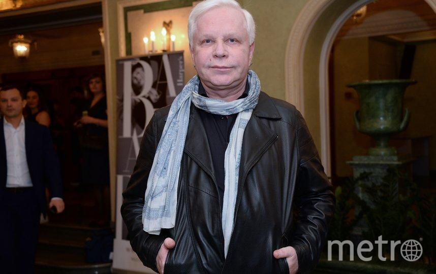 Борис Моисеев. Фото Екатерина Чеснокова., РИА Новости