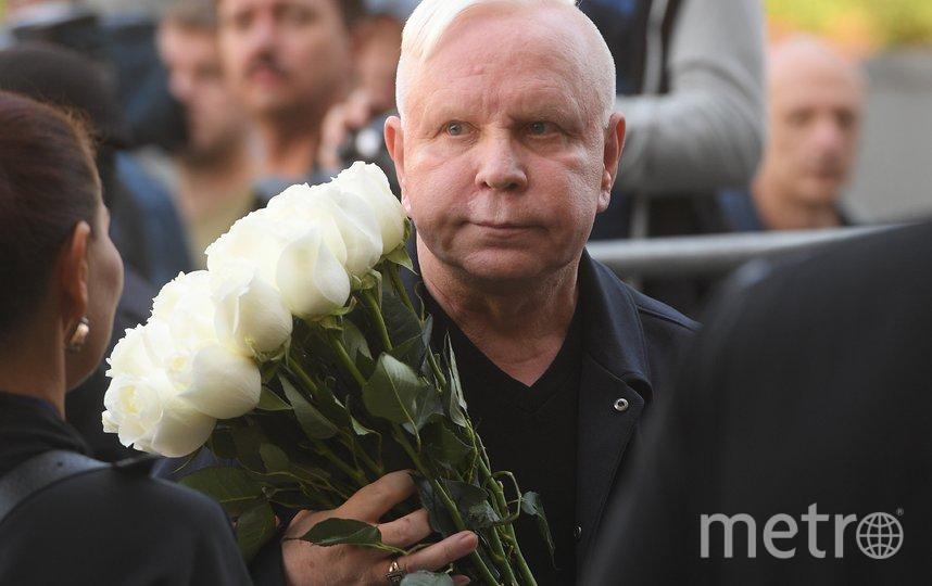 Борис Моисеев. Фото Евгений Одиноков., РИА Новости