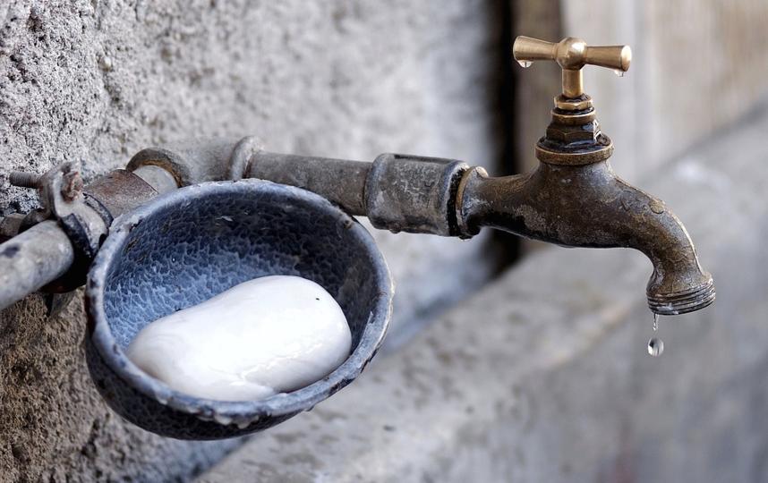 Отключать воду начнут с 1 июля. Фото Pixabay