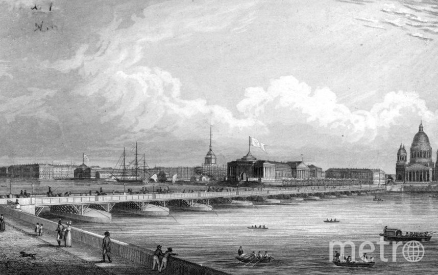Архивные фото 1800 год. Фото Getty