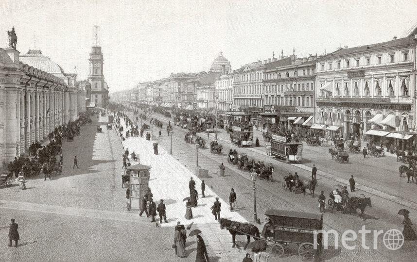 Архивные фото - 1900 год. Фото Getty