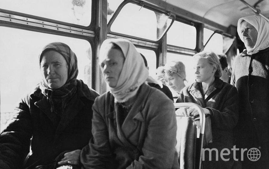 Архивные фото Петербурга, Ленинграда, Петрограда. Фото Getty