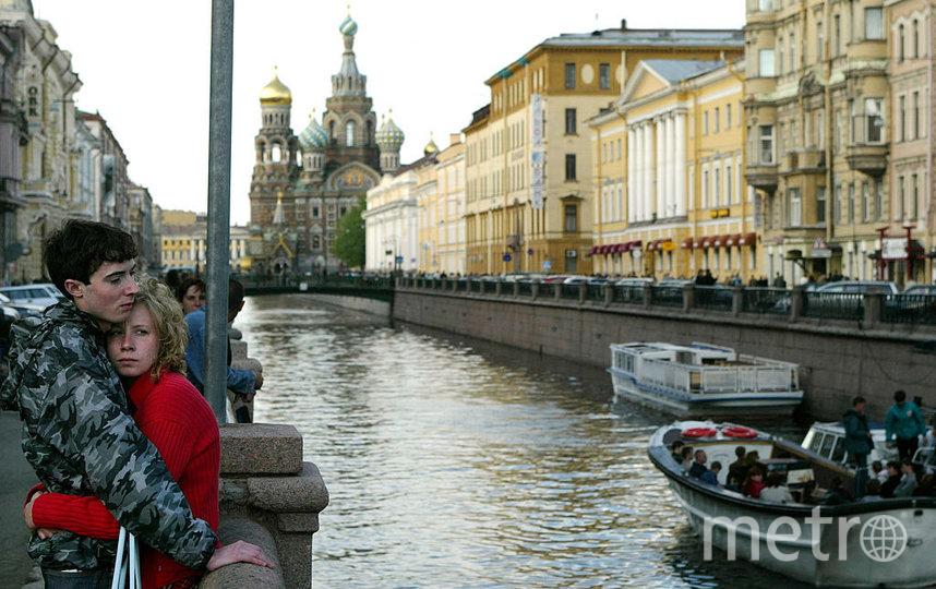 Архивные фото Петербурга. 2003 - год 300-летия города. Фото Getty