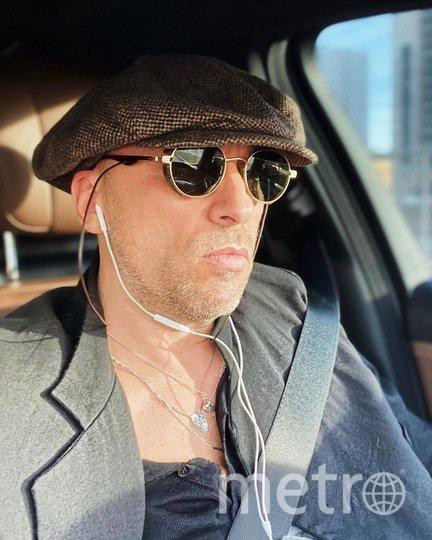 Дмитрий Нагиев. Фото instagram.com/nagiev.universal.