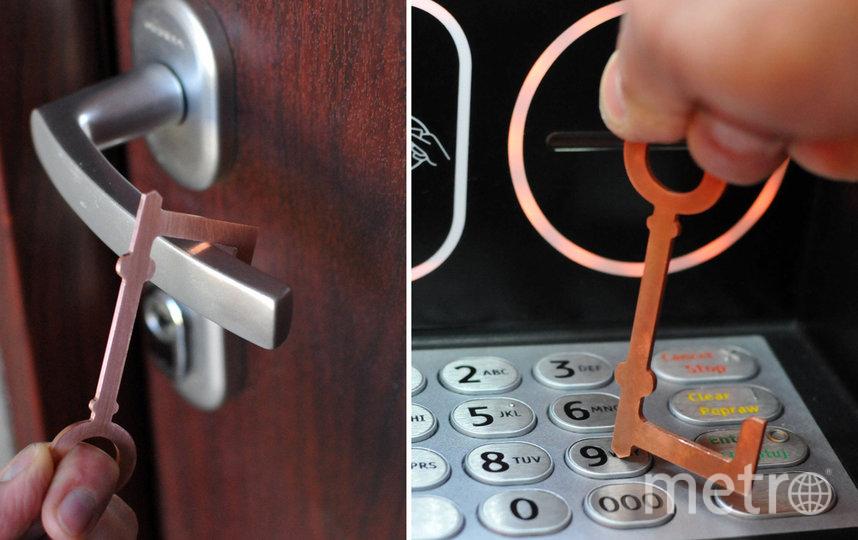Обычно этот ключ представляет собой нечто вроде открывашки для бутылок. Фото Предоставлено интернет-платформой Etsy