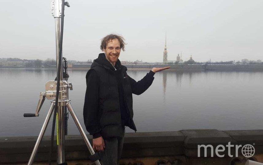 """Денис Сагайдачный. Фото предоставлено автором, """"Metro"""""""