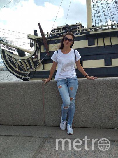"Екатерина Зиновьева. Фото предоставлено автором, ""Metro"""
