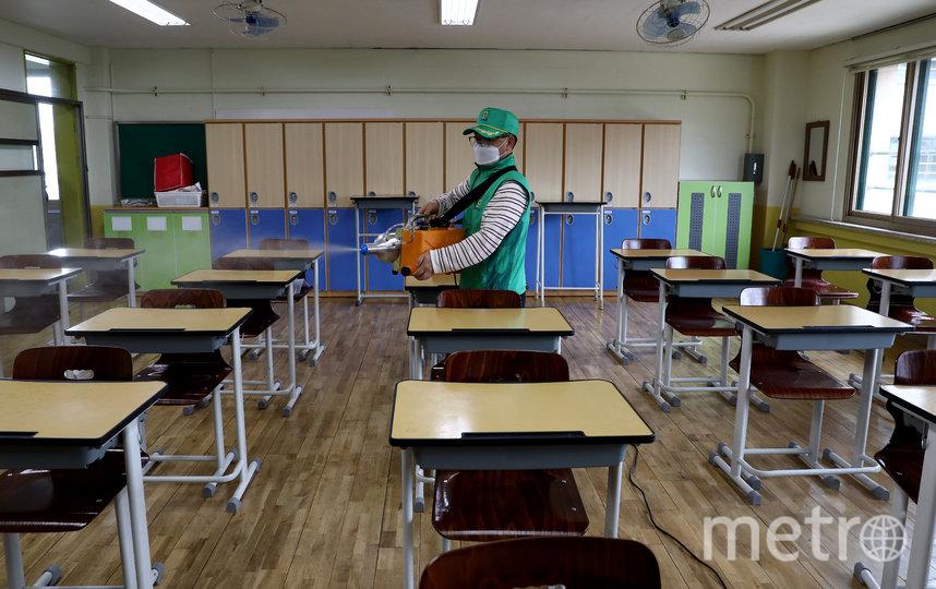 1,3 млрд учеников – более 72% от количества учащихся в мире – не посещают школу в 177 странах. Фото Getty