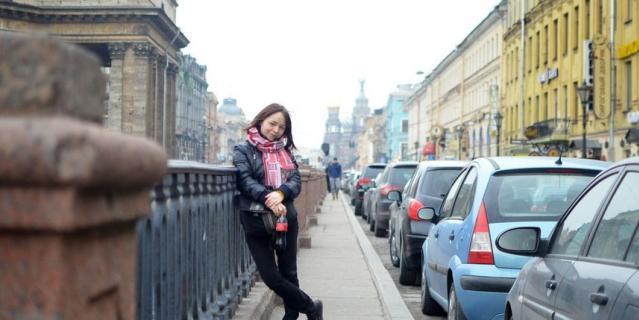 Сания Анищенко.