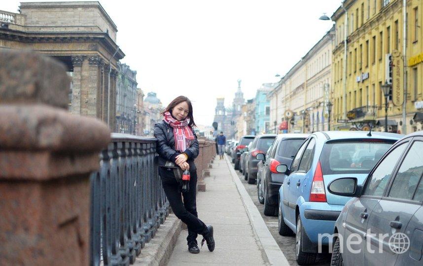 """Сания Анищенко. Фото """"Metro"""""""