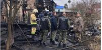Появились подробности о многодетной семье, погибшей при пожаре в доме под Выборгом