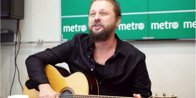 Илья Чёрт в гостях у Metro.