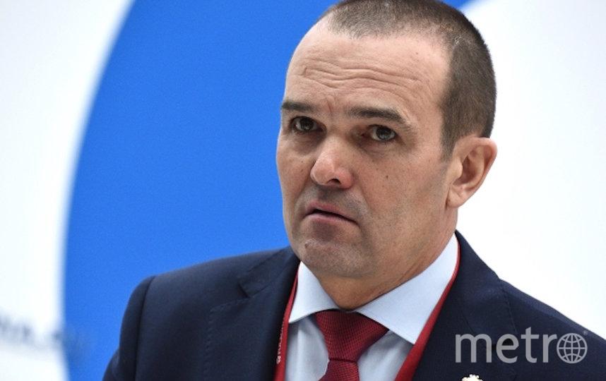 Михаил Игнатьев. Фото РИА Новости