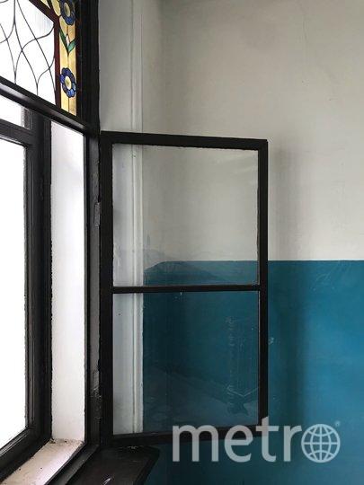 Окно после ремонта. Фото mytndvor, vk.com