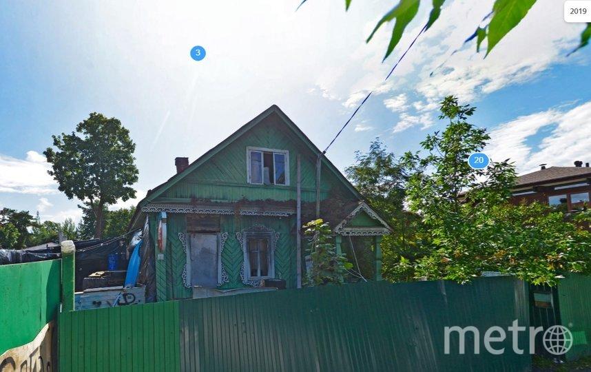 На панорамах 2019-го дом выглядит вот так. Фото Яндекс.Панорамы
