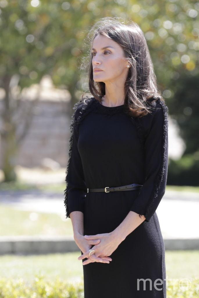 Королева Летисия. Фото Getty