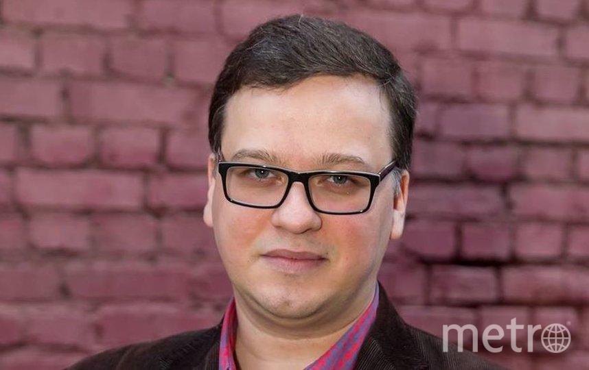 Алишер Сахибназаров. Фото предоставил Алишер Сахибназаров