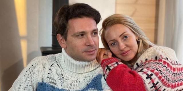 Антон и Елена Хабаровы в проекте Москвоского Губернского театра.