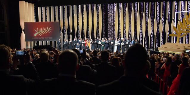 Международный Каннский кинофестиваль.