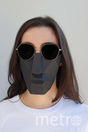 Анонимат. Дизайнер Селия Туретт. Фото HyperAktiv.li