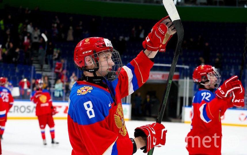 Николай Макаров. Фото предоставлено Федерацией хоккея России