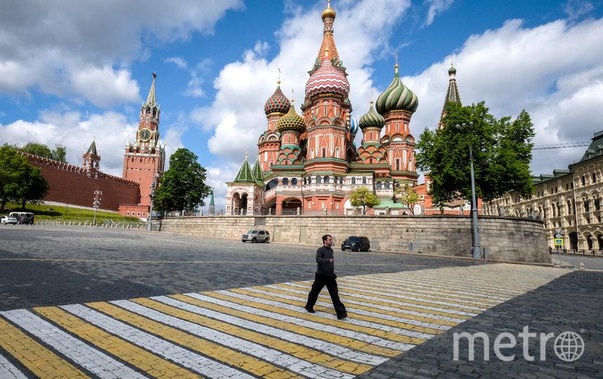 Москвичам могут разрешить гулять по графику. Фото AFP