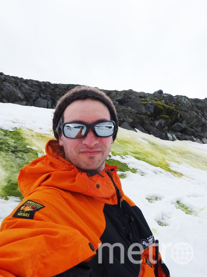 Мэтью Дэйви, физиолог растений и эколог из Кембриджского университета. Фото Фото предоставлены героем материала
