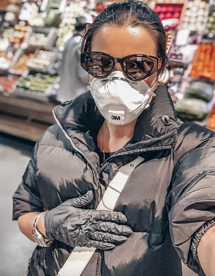 Ксения Бородина. Фото Instagram @borodylia