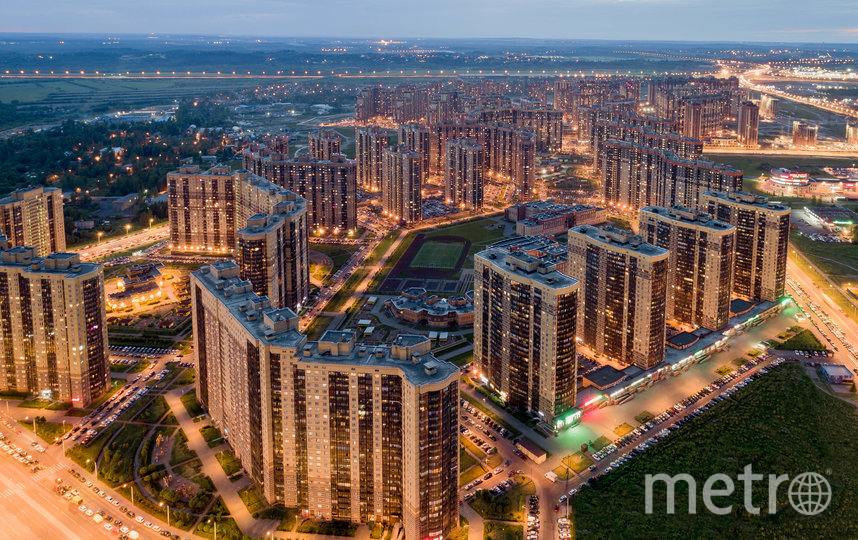 """Купить жильё в Северной столице сегодня можно удалённо и с дополнительной скидкой. Фото """"Главстрой Санкт-Петербург"""""""