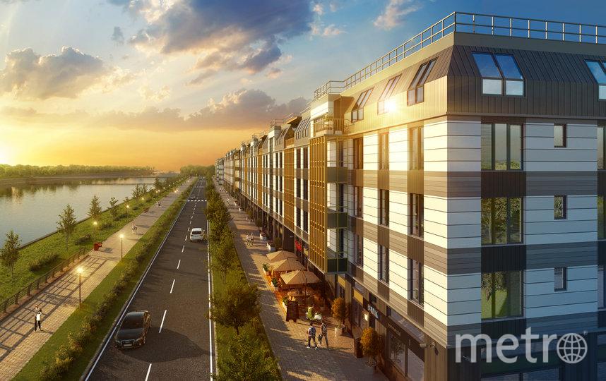 Для покупателя особенно важна инфраструктура проекта. Фото ГК «КВС»