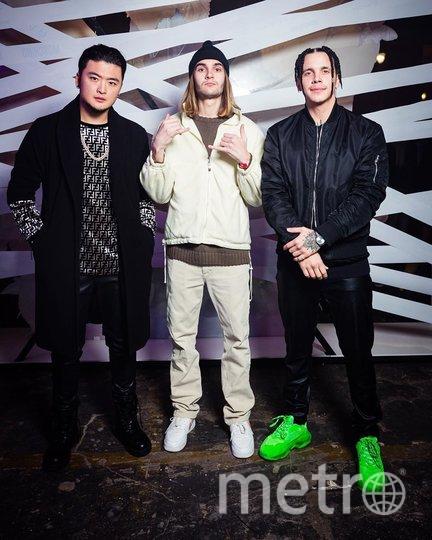 Группа MBAND. Фото instagram.com/mband.official.