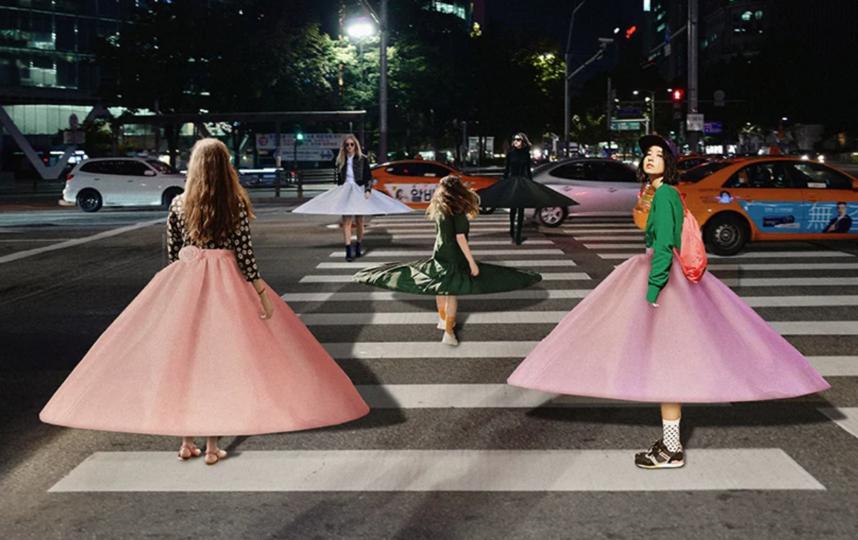 Платье для дистанции. Фото Фото представлены дизайнерами