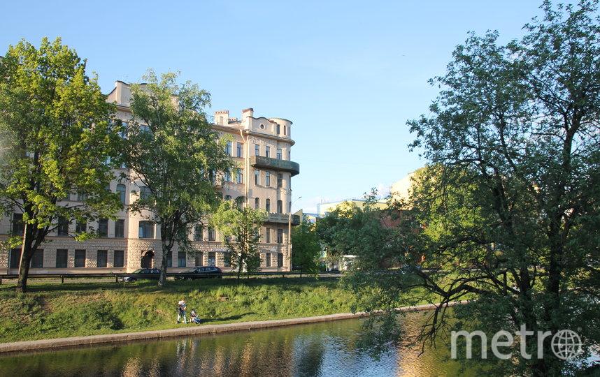 Набережная Черной речки, 49. Фото КГИОП /kgiop.gov.spb.ru