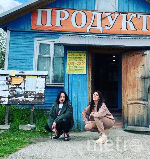 """Лариса Гузеева в образе. Фото www.instagram.com/_larisa_guzeeva_/, """"Metro"""""""