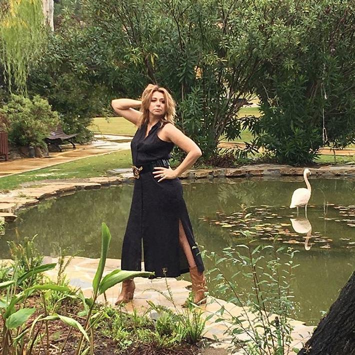 Алена Апина. Фото Скриншот/Instagram: @neapina