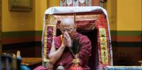 Петербургские буддийские ламы-астрологи предсказали окончание пандемии