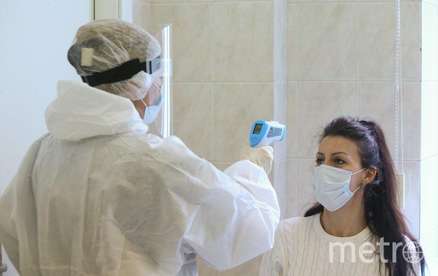 """По мнению эксперта, коронавирус может стать сезонным заболеванием. Фото Агентство """"Москва"""""""