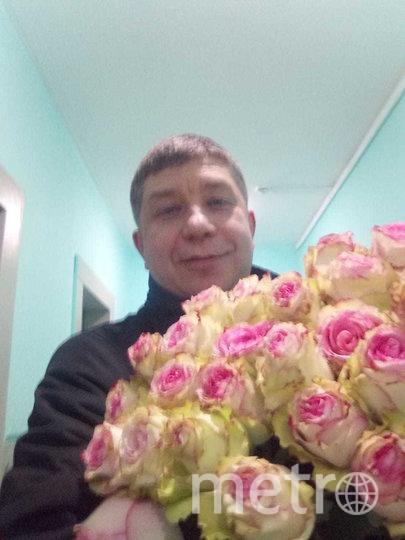 "Дмитрий Филин. Фото предоставил Дмитрий Филин, ""Metro"""