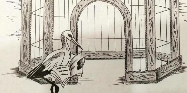 Птичья клетка Бёме.